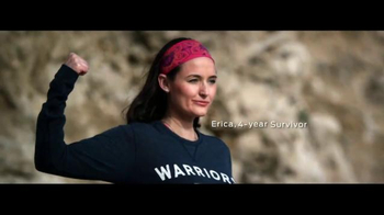 Ford Warriors in Pink TV Spot, 'Models of Courage' - Thumbnail 6