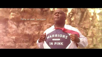 Ford Warriors in Pink TV Spot, 'Models of Courage' - Thumbnail 8