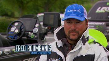 Garmin Panoptix TV Spot, 'The Future of Fishing' Featuring Fred Roumbanis - 46 commercial airings
