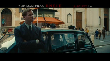 The Man From U.N.C.L.E. - Alternate Trailer 32