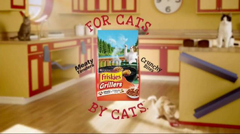 Friskies Grillers TV Spot, 'A Delicious Accident' - Thumbnail 9