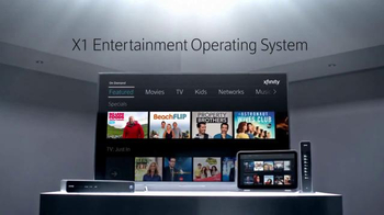 XFINITY X1 TV Spot, 'The Moment No One Has Been Waiting For' - Thumbnail 7