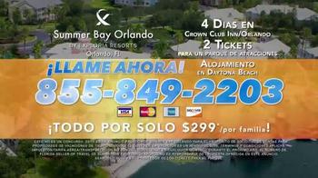 Summer Bay Orlando TV Spot, 'Vacaciones familiares' [Spanish] - Thumbnail 8