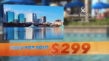 Summer Bay Orlando TV Spot, 'Vacaciones familiares' [Spanish] - Thumbnail 3