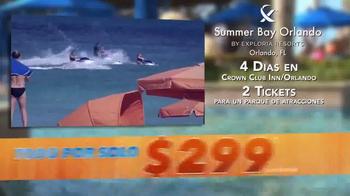 Summer Bay Orlando TV Spot, 'Vacaciones familiares' [Spanish] - Thumbnail 4