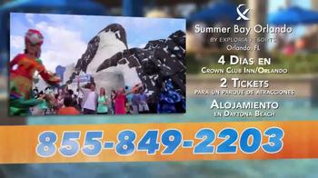 Summer Bay Orlando TV Spot, 'Vacaciones familiares' [Spanish] - Thumbnail 6
