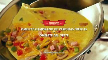 Golden Corral TV Spot, 'Verduras frescas' [Spanish]