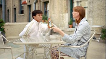 V8 Juice Original Vegetable Juice TV Spot Featuring Jackie Chan