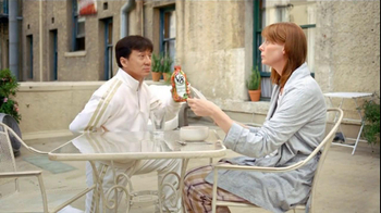 V8 Juice Original Vegetable Juice TV Spot Featuring Jackie Chan