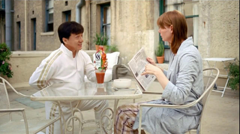 V8 Juice Original Vegetable Juice TV Spot Featuring Jackie Chan - Thumbnail 5