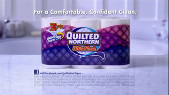 Quilted Northern TV Spot, 'Why I Choose Quilted Northern' - Thumbnail 8