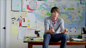 Best Buy TV Spot For Dennis Crowley