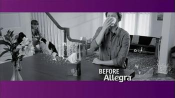 Allegra Allergy TV Spot - Thumbnail 1