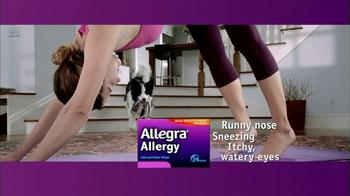 Allegra Allergy TV Spot - Thumbnail 7