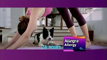 Allegra Allergy TV Spot - Thumbnail 8