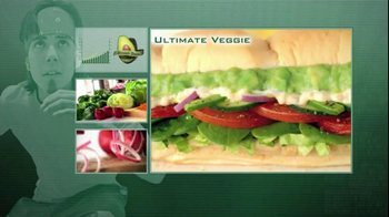 Subway TV Spot For Turkey And Avocado With Famous Athletes - Thumbnail 4
