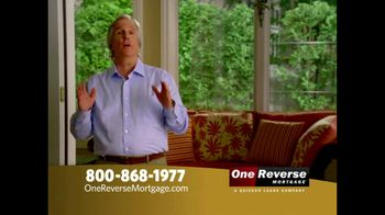 One Reverse Mortgage TV Spot, 'A Better Retirement' Featuring Henry Winkler