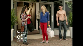 Burlington Coat Factory TV Spot Male Model - Thumbnail 5