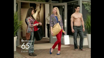 Burlington Coat Factory TV Spot Male Model - Thumbnail 7