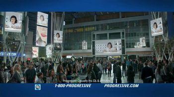 Progressive Snapshot Test Drive TV Spot, 'Flo's Announcement' - 961 commercial airings