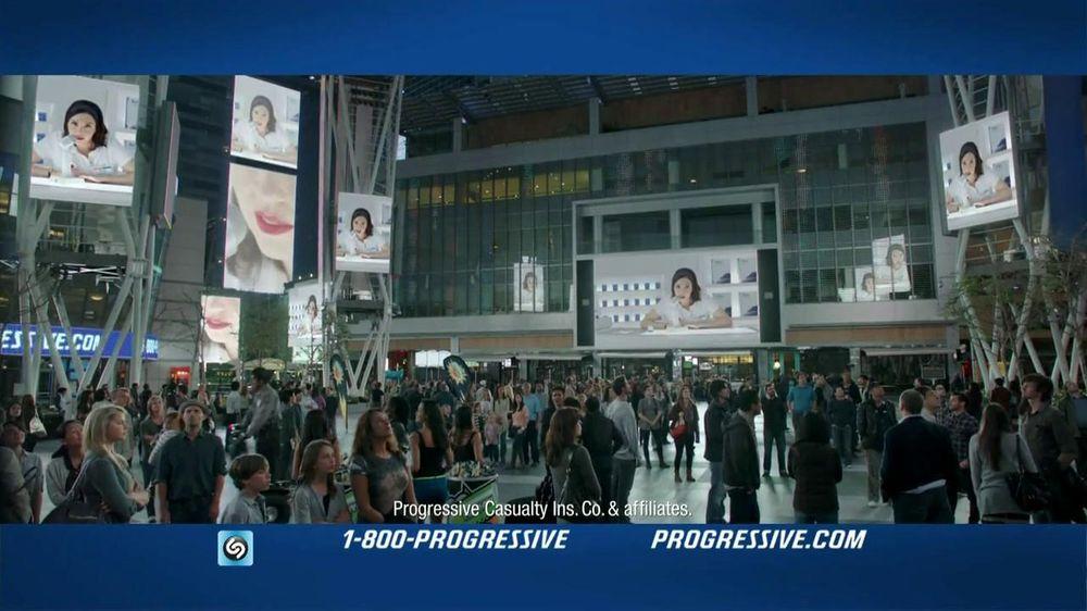Progressive Snapshot Test Drive TV Commercial, 'Flo's ...
