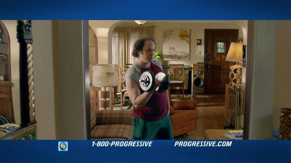 Roadside Assistance Progressive >> Progressive Snapshot Test Drive TV Commercial, 'Flo's Announcement' - iSpot.tv