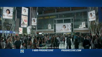 Progressive Snapshot Test Drive TV Spot, 'Flo's Announcement' - 961 commercial airings