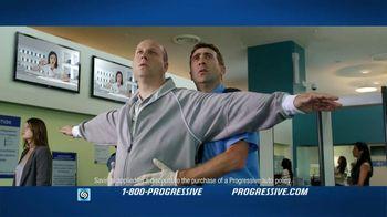 Progressive Snapshot Test Drive TV Spot, 'Flo's Announcement' - Thumbnail 7