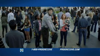 Progressive Snapshot Test Drive TV Spot, 'Flo's Announcement' - Thumbnail 9