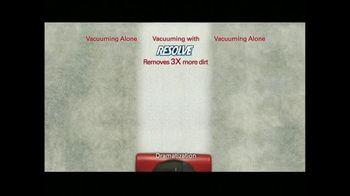 Resolve Carpet Cleaner TV Spot, 'Irresistibly' - Thumbnail 9