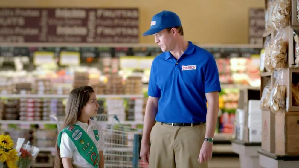 Crunch TV Commercial For Girl Scouts Cookies - iSpot.tv