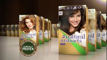 Clairol TV Spot, 'Natural Instinct' Featuring Giada De Laurentiis - Thumbnail 7