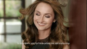 Clairol TV Spot, 'Natural Instinct' Featuring Giada De Laurentiis - Thumbnail 5