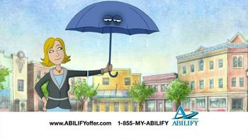 ABILIFY TV Spot For Depression Umbrella - Thumbnail 2