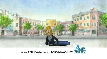 ABILIFY TV Spot For Depression Umbrella - Thumbnail 3