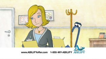 ABILIFY TV Spot For Depression Umbrella - Thumbnail 7