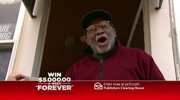 Publishers Clearing House Forever Prize TV Spot, 'Win' - Thumbnail 1