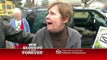 Publishers Clearing House Forever Prize TV Spot, 'Win' - Thumbnail 2