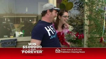 Publishers Clearing House Forever Prize TV Spot, 'Win' - Thumbnail 4