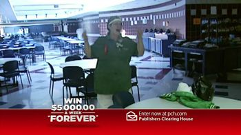 Publishers Clearing House Forever Prize TV Spot, 'Win' - Thumbnail 5