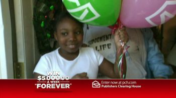 Publishers Clearing House Forever Prize TV Spot, 'Win' - Thumbnail 6