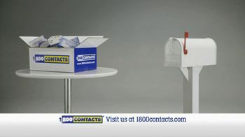 1-800 Contacts TV Spot, 'New Shirt' - Thumbnail 3
