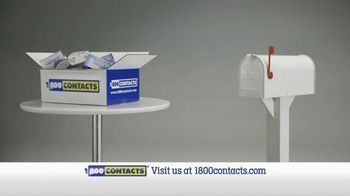 1-800 Contacts TV Spot, 'New Shirt' - Thumbnail 4