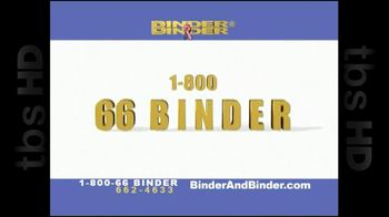 Binder and Binder TV Spot For Leave The Worrying To Us - Thumbnail 4