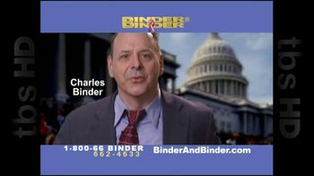 Binder and Binder TV Spot For Leave The Worrying To Us - Thumbnail 2
