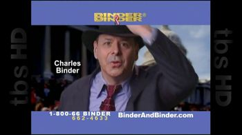 Binder and Binder TV Spot For Leave The Worrying To Us - Thumbnail 3
