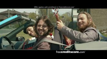 FreeCreditScore.com TV Spot For What The? - Thumbnail 9