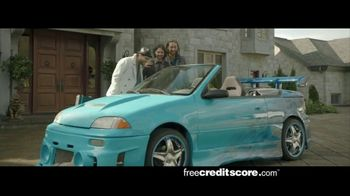 FreeCreditScore.com TV Spot For What The? - Thumbnail 6
