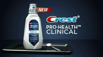 Crest Pro-Health Clinical Rinse TV Spot, 'That's a Clean Mouth' - Thumbnail 7
