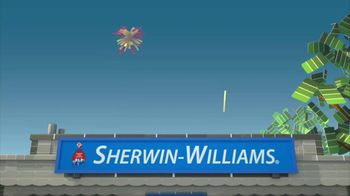 Sherwin-Williams Great Summer Painting Party TV Spot, 'Shop Now' - Thumbnail 1